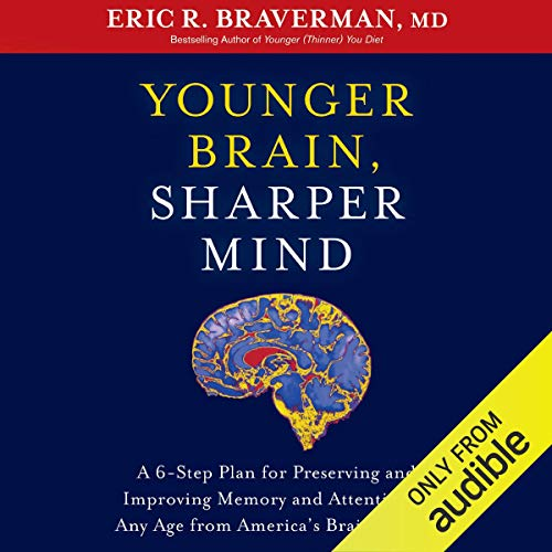 Page de couverture de Younger Brain, Sharper Mind