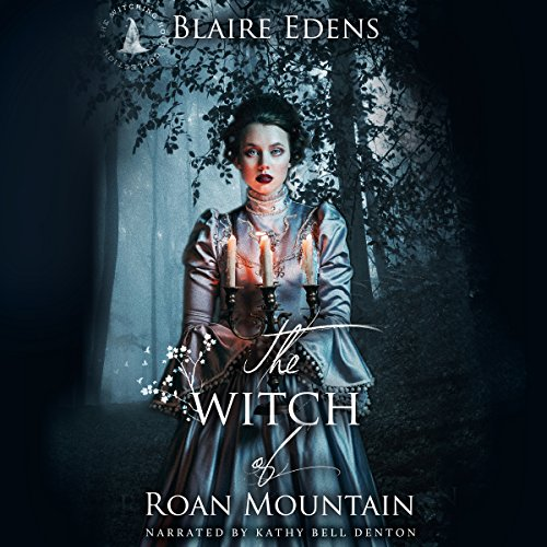 The Witch of Roan Mountain audiobook cover art