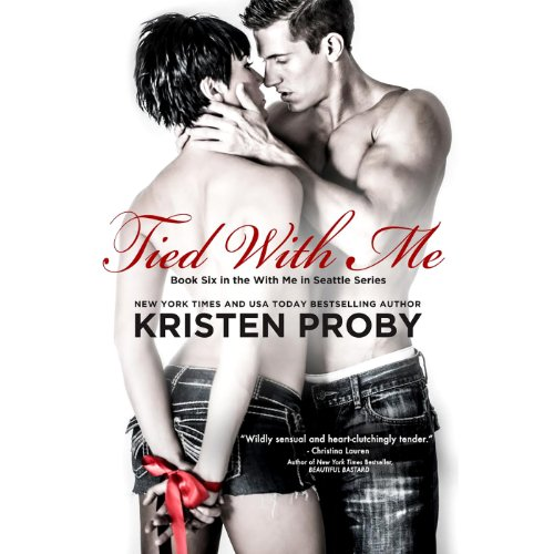 Tied with Me audiobook cover art