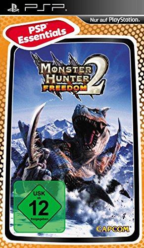 Capcom - Monster Hunter: Freedom 2 (Essentials) /PSP (1 Games)
