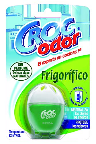 3 x Croc Odor Fridge deodoriser XL 140 G Neutraliser Odeur Odeur Assainisseurs D/'Grand