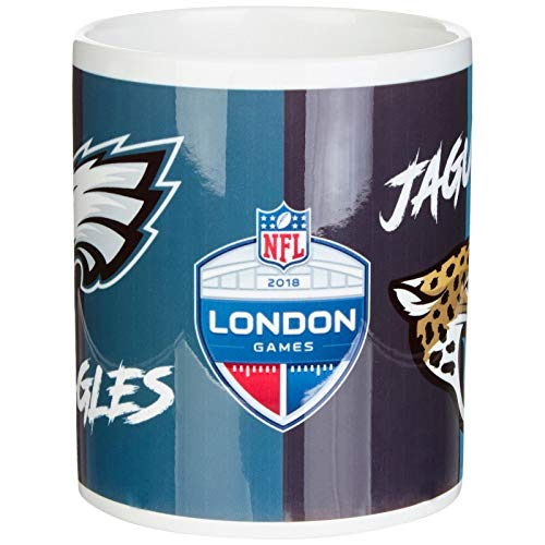 NFL London Games 2018 Jaguars vs Eagles Match Up Tasse