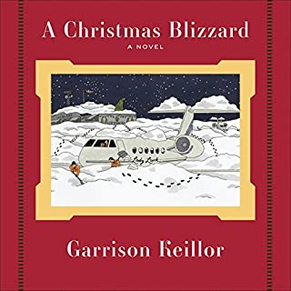 A Christmas Blizzard cover art