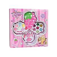 shopparadise 子供用 化粧品 おもちゃ 女の子 メイクアップキット かわいいデザイン メイクセット コスメ玩具 子供メイクアップセット お誕生日 クリスマス 祝い プレゼント