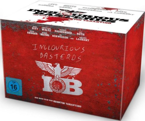 Inglourious Basterds [Limited Collector's Edition]