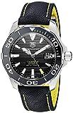 TAG Heuer Men's WAY211A.FC6362 Aquaracr Analog Display Swiss Automatic Black Watch