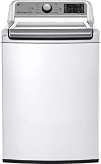 LG WT7200CW 5.0 Cu. Ft. High Efficiency Top Load White Washer