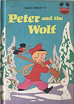 Peter and the Wolf - Book  of the Disney's Wonderful World of Reading