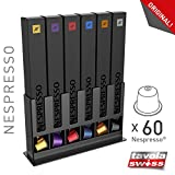 Tavola Swiss 5049031 Kapselspender Box für 60 Nespresso-Kapseln