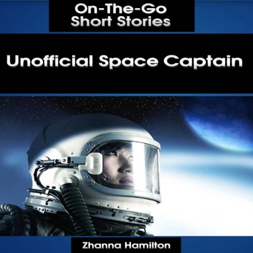 Unofficial Space Captain audiobook cover art