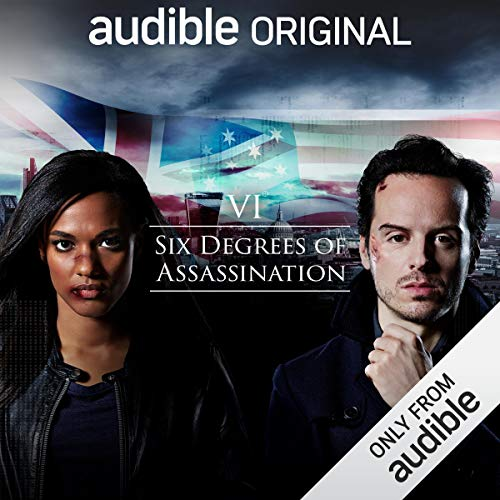 Six Degrees of Assassination                   By:                                                                                                                                 M J Arlidge                               Narrated by:                                                                                                                                 Andrew Scott,                                                                                        Freema Agyeman,                                                                                        Hermione Norris,                   and others                 Length: 4 hrs and 50 mins     400 ratings     Overall 4.4