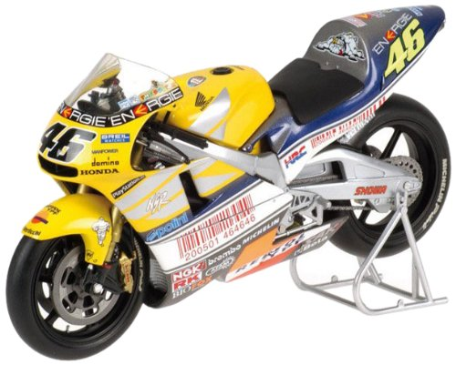 Minichamps 122016176 - Honda NSR 500 - Valentino Rossi, Maßstab: 1:12