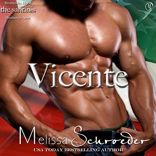 Couverture de Vicente
