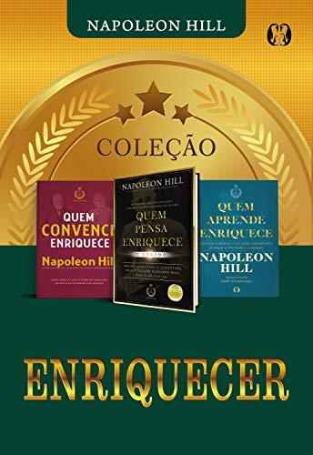 Coleção Enriquecer: Quem convence enriquece, Quem pensa enriquece - o legado, Quem aprende enriquece