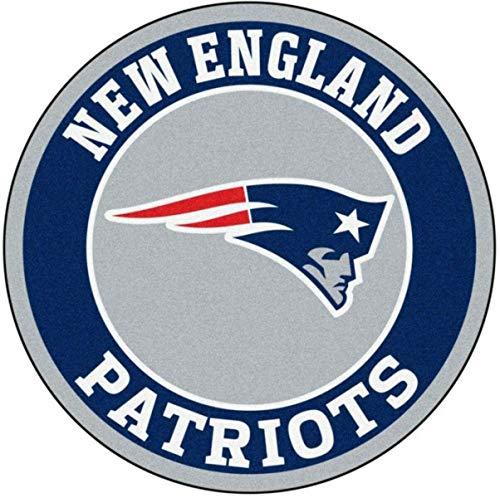Wandaufkleber 3D Wandtattoo New England Patriots # 10 Team Logo Vinyl Aufkleber Aufkleber Autofenster Wand