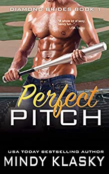 Perfect Pitch (The Diamond Brides series Book 1) by [Mindy Klasky]