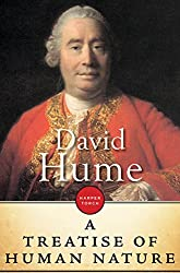 Book cover: A Treatise of Human Nature by David Hume