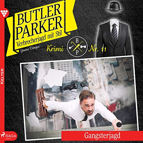 Gangsterjagd cover art