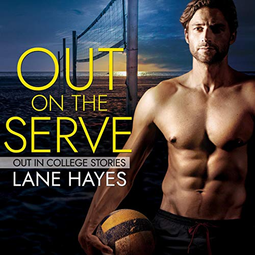 Out on the Serve  By  cover art