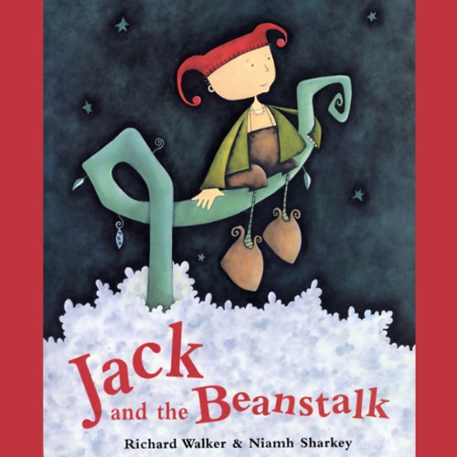 Jack and the Beanstalk audiobook cover art