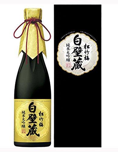 [ 640ml ] Shochikubai Junmai Daiginjo Sake/japanischer Reiswein alc 15,5% vol.