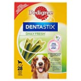 Pedigree Snack Treat Per Cani Dentastix Fresh Medium, 720 gr