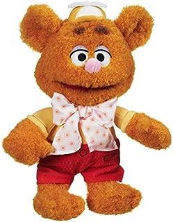 Disney Fozzie Bear Plush - Muppet Babies - Small