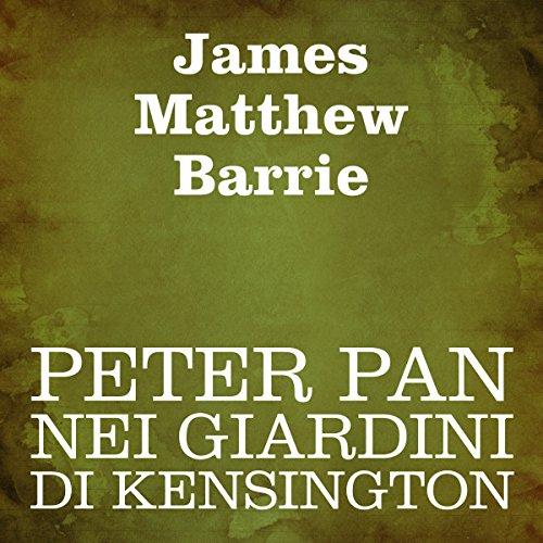 Peter Pan nei giardini di Kensington copertina