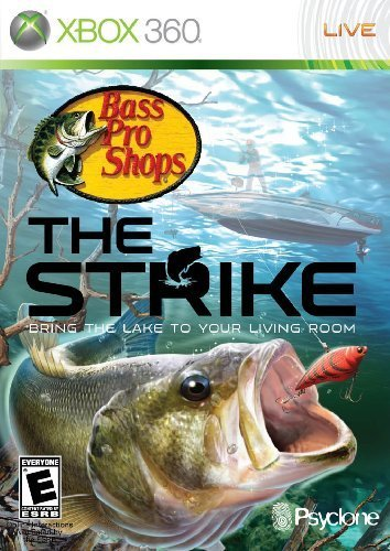 Bass Pro Shops: The Strike - Xbox 360 (Game Only)