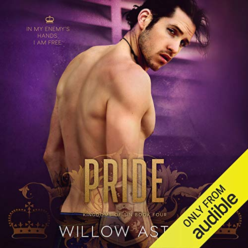 Pride audiobook cover art
