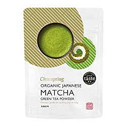 A finely milled vibrant green tea powder Superb flavour and a distinct character Fresh tasting and mildly aromatic High in protein and fibre Perfect for drinking either with or between meals