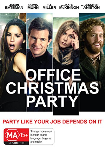 Office Christmas Party | NON-USA Format | PAL | Region 4 Import - Australia