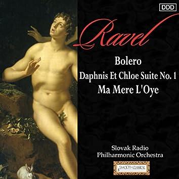 Ravel: Bolero - Daphnis Et Chloe Suite No. 1 - Ma Mere L'Oye