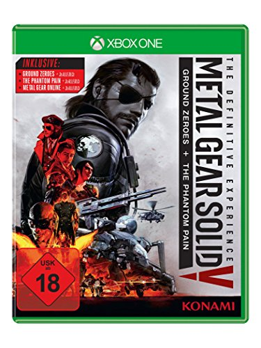 Metal Gear Solid V: The Definitive Edition [Xbox One]