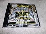 Orgelwerke Mendelssohn,Franck-Wolfgang Wünsch an der Orgel Kaiserdom Bamberg