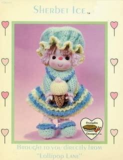 Sherbet Ice - Lollipop Lane - Crochet - Dumplin Designs - #CDC402 - 1984