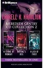 Laurell K. Hamilton Meredith Gentry CD Collection 2: A Stroke of Midnight, Mistral's Kiss, a Lick of Frost (CD-Audio) - Co...