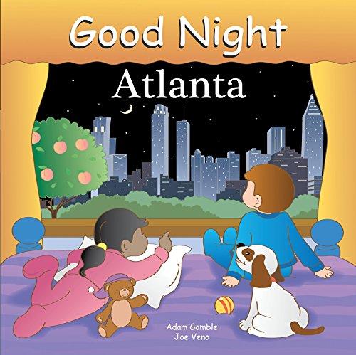 Good Night Atlanta (Good Night Our World) (English Edition)