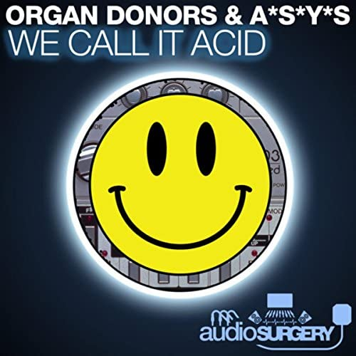 Organ Donors & A*S*Y*S*