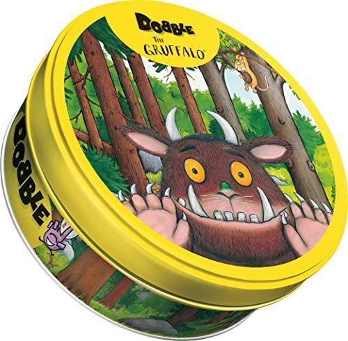 Asmodee - Dobble Gruffalo - Card Game