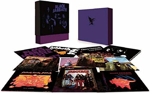 Album Boxset  1970-1978 (Remastered) (180g) (Limited Edition)