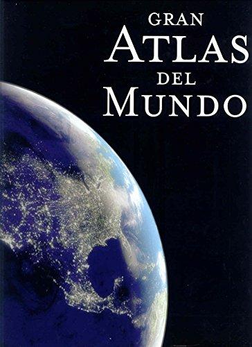 Gran atlas del mundo (GRANDES OBRAS ILUSTR) (Spanish Edition)