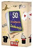 50 sensationelle Zaubertricks: Zauberkarten für kleine Magier (Karten für Kinder)