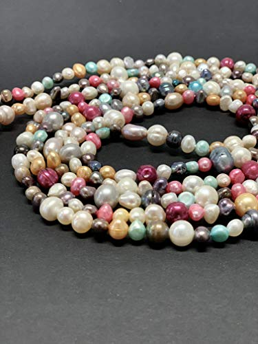 Caterina's Gems Collana di Perle di Acqua Dolce