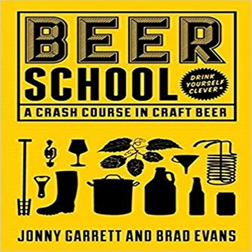 『Beer School』のカバーアート