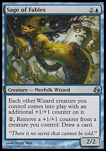 Magic: the Gathering - Sage of Fables - Morningtide