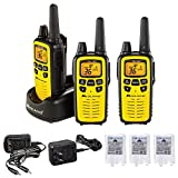 Midland Consumer Radio LXT630X3VP3 36-Channel Gmrs Radio With 30-Mile Range Noaa Weather Alert