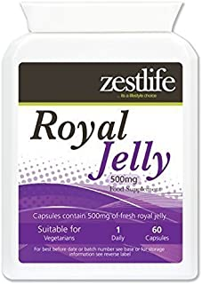 Zestlife Jalea Real 500 mg