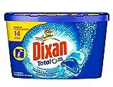 Dixan Detergente Cápsulas Duo-Caps - 14 Dosis