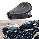 Rich Choices Black Crocodile Leather Solo Seat with...